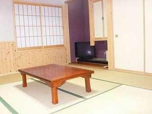 新館:客室10畳間(例)