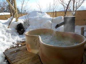 雪見のガーデン露天風呂【貸切】