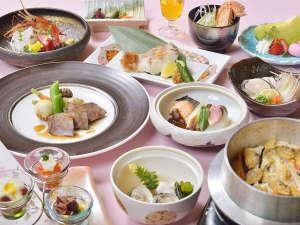 【美泉遊膳】季節をうつす和食膳<3~4月> ~春薫る膳~