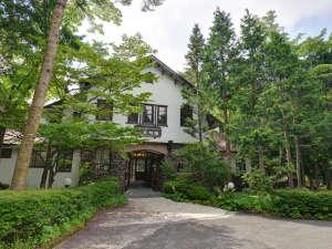 山中湖 ロッヂ花月園 〈貸別荘コテージ〉:写真