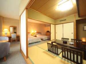 ◇特別室(和洋室タイプ)の一例