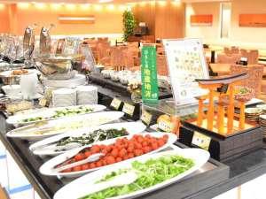 和洋朝食バイキング(6:30-10:00 ラストオーダー9:30)