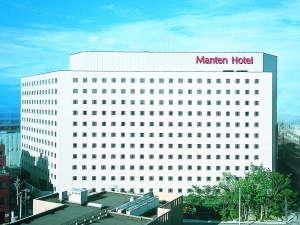 金沢マンテンホテル駅前の画像