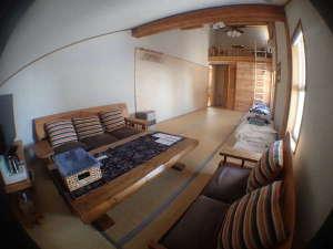 10畳のロフト付のお部屋