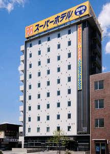 スーパーホテル防府駅前:写真