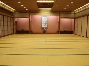 60畳と広い宴会場