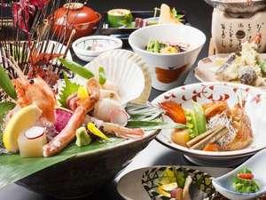 【美膳】少し贅沢に。目にも鮮やかなワンランク上の和食会席。