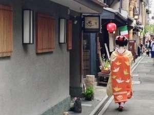 京のお宿 三福