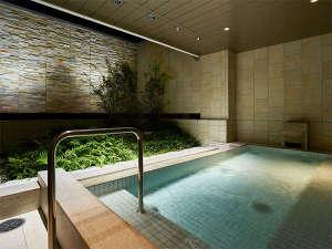 最上階16F大浴場【SPA】女性外湯