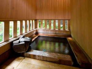 【樹陰房 -JYUINBOU-】客室風呂