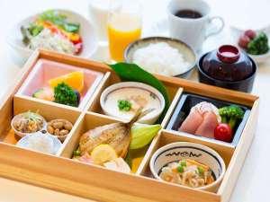 朝食「和の膳」