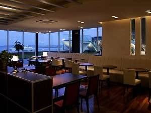 伊勢湾を望む絶景 レストラン