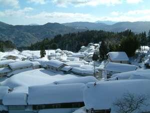 部屋から見た東鉢村