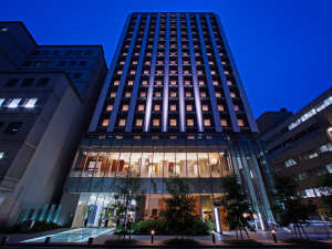 ホテルユニゾ大阪淀屋橋 [ 大阪市 中央区 ]
