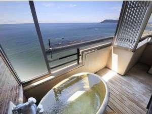 露天風呂付客室 イメージ