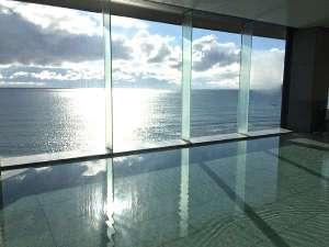 7F大浴場よりは津軽海峡を一望できます。(男女入替あり)
