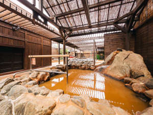 露天風呂 金泉岩風呂(太閤の湯)