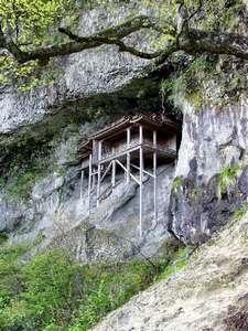 ◆日本一危ない国宝と言われる『三徳山三佛寺』(投入堂)