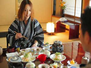 ◆【朝食一例】時間は7時30分・8時・8時30分を選べます。