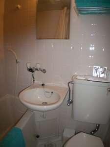 シングル・ダブルのバスルーム