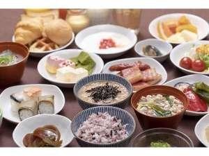 ■朝食アラカルト(イメージ)■