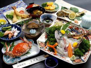 アワビ付海鮮料理◇デラ旨いもんココにあり!!本物の味をどうぞ!