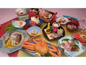 夕食例GW ※かぶと煮はつかない場合がございます。