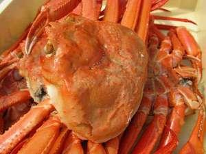 ●富山湾の代表カニ 紅ずわいがに 懐にやさしい♪リーズナブルなカニです。