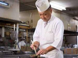 プロが選ぶ日本のホテル・旅館の料理部門で連続20年の入賞。