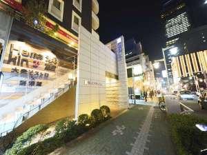 ホテル周辺は名駅地区でも人気の飲食店が集まるスポットです。