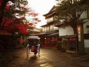 修善寺温泉格安宿泊 文化財の宿 新井旅館