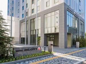 ホテルJALシティ札幌 中島公園(2019年9月オープン)
