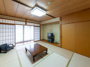 和室1~5人部屋(バス・トイレ無し)