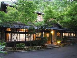 創業140年 山里の宿 おりはし旅館