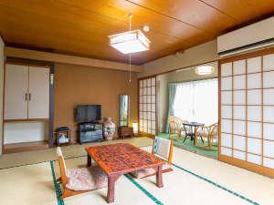 *和室一例/落ち着いた空間でこころやすらぐひとときをお過ごしください