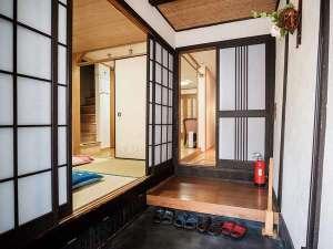 京町屋牡丹