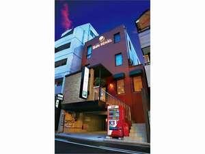 ビジネスホテル サンパール [ 徳島県 徳島市 ]