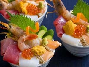 海鮮丼(イメージ)