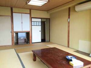 【客室一例】シンプルな畳のお部屋