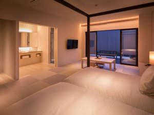 【特別室】ビューバスツインルーム