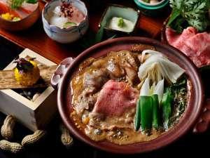 【季節の会席料理イメージ①】栃木の里山を感じさせる上質な会席料理をご用意しております。