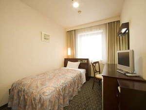 ホテル福島グリーンパレス『シングルルーム』