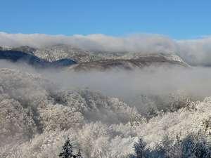 白根の見える丘