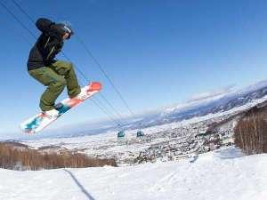 富良野スキー場イメージ