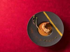 スープ/6月限定プラン「懐石フレンチ」の一皿