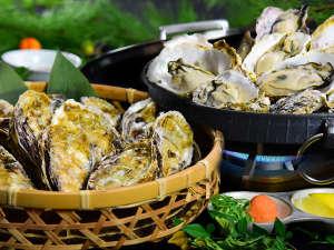 牡蠣好きにはたまらない!ぷりっぷりでクリーミー相生産牡蠣を思う存分ご堪能いただけます。