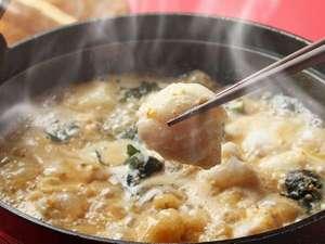 あんこう鍋の原型「あんこうどぶ汁」