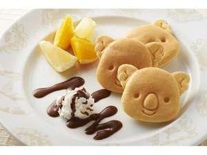 朝食/お料理(盛り付け例)