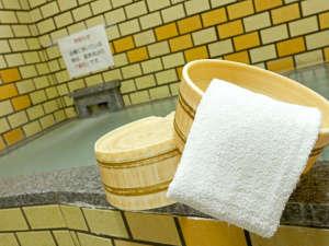 《女湯》当館の温泉は美肌の湯♪♪