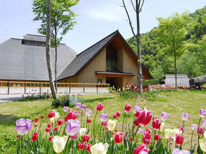 【夏】花木の宿~外観~